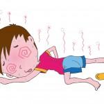 《子供編》夏バテの症状と予防と対策は飲物は何がいい?大人にも