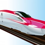 妊婦さんは新幹線のグリーン車で移動するのが飛行機よりも赤ちゃんにいいですよ。